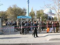 Afganistan'da halk sandık başında