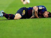 Messi'ye kötü haber