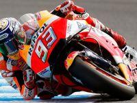 Marquez şampiyonluğunu ilan etti