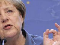 Merkel: Kürt devleti kurulmasına karşıyım