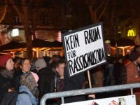 On binler 'ırkçılığa hayır' dedi