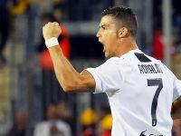 Ronaldo milenyuma damga vuruyor