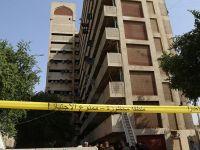 Bağdat'ta patlama: 8 ölü, 16 yaralı