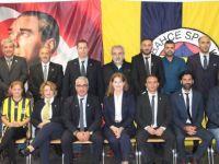 Fenerbahçeliler Derneği'ne yeni yönetim