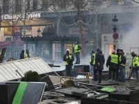 Paris'te 101 kişi gözaltına alındı