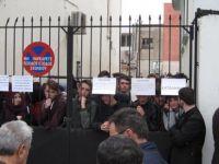 Batı Trakya'da Türkçe dersi protestosu