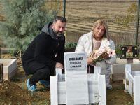 'Angel'ın mezarı için Edirne'ye geldiler