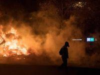 'Sarı Yelekliler' Brüksel'e sıçradı