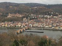 'Kalbim Heidelberg'de kaldı'