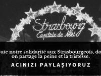 Fransa halkının acısını paylaşıyoruz