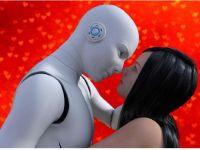 7 kişiden 1'i robotla cinsel ilişki hayali kuruyor