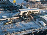 Hızlı tren faciası: 9 ölü, 47 yaralı