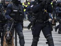 Fransa'da bakanlık binasına saldırı