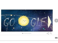 Google meteor yağmurunu unutmadı