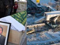 Almanya Ticaret Bakanlığı Temsilcisi de yaşamını yitirdi