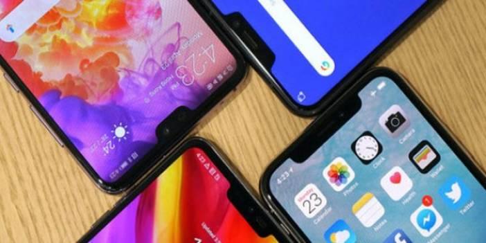 Yurt dışından getirilen telefonların harcı yine arttı