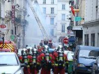 Paris'te patlama: Ölü ve yaralılar var