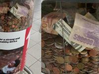 Tedavülden kalkan parayı bağışlandı