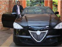 Uganda yerli ve milli hibrit araç üretti