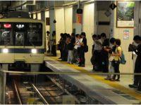 Metroda ücretsiz yemek teklifi