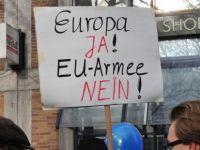 Avrupa ordusunun temelleri atıldı