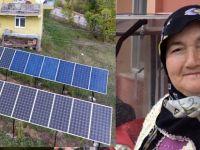 Almanya'da gördü, köyüne güneş enerji santrali kurdu
