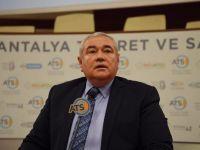 ATSO: Türkiye'de patronlar zengin, şirketler fakir