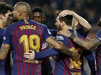 Barcelona 3 puanı penaltıyla aldı