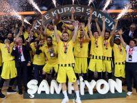 Türkiye Kupası Fenerbahçe'nin