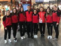Milli judokalar Düsseldorf'a geldi