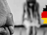 Almanya'da küçük çocuğa tecavüz
