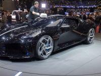 Dünyanın en pahalı otomobili satıldı