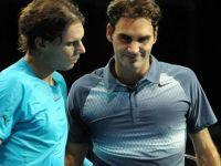 Federer ile Nadal yarı finalde karşılaşacak