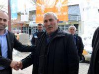 AKP'ye gurbetçi başkan adayı