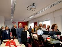 CHP Almanya'da Çanakkale Zaferi'ni andı