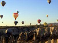 Kapadokya dünyada birinci