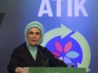Emine Erdoğan: Halife olmanın sorumluluğunu taşıyoruz
