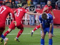 A Milli Futbol Takımından gol yağmuru