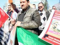 Belçika'da helal ve koşer kesim yasağı protestosu