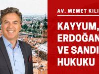 Kayyum, Erdoğan ve sandık hukuku