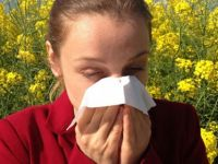 'Alerjik hastalıklar genetik'