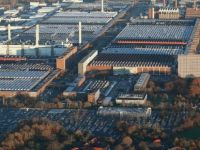 Dünyanın en büyük fabrikası Almanya'da