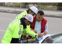 Emniyet kemeri takmayan sürücülere ceza yağdı