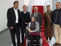Hollanda'dan Sungurlu'ya yardım eli