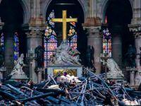 'Katedral yangını bulunmaz bir fırsat'