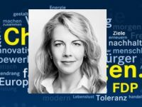 Linda TeutebergFDP'ye yeni genel sekreter adayı