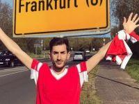 Yanlış Frankfurt'a gitmemişler