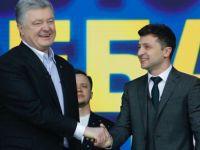 Poroşenko: Zelenskiy'i tebrik etmenin zamanı geldi