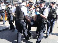 Çevrecilerin eyleminde gözaltı sayısı 750'yi geçti