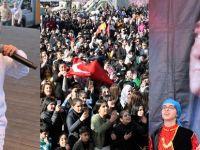 İsveç'te 20 bin kişi 23 Nisan'ı kutladı